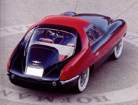Pegaso Z-102 Thrill Touring (1953)
